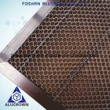犠牲的なレーザーのベッドのための金属フレームの蜜蜂の巣コア