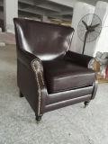 Самомоднейший кожаный стул для общественного места (A888)