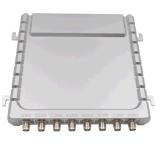 소매 관리 8 포트 Impinj R2000 RFID 조정 UHF 독자