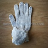 4 fils de coton naturel Sting Gants tricotés