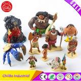 Figura de ação plástica brinquedo dos miúdos da boneca
