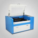 Actualização da nova máquina de corte e gravação a laser de CO2 50W com dispositivo rotativo Auxiliar de marcação e a certificação ISO9001