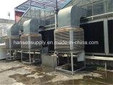 작업장 창고 냉각 장치 잘 고정된 증발 냉각기 공기 냉각기