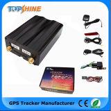Mini Rastreador GPS de alta sensibilidade com antena GSM GPS externo