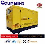 elektrischer Strom-leiser Dieselgenerator 125 KVA-Cummins [IC180309I]