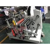 production d'enduit de PE de 650mm fendant la ligne découpeuse Rewinder de roulis