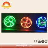 Disque coloré en gros de lumière d'exposition de lumière de détecteur de contact de plasma de la Chine