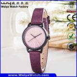 Concevoir les montres en fonction du client de femmes de cadeau d'affaires de montre (WY-122E)