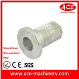 Stainess Stahl CNC-maschinell bearbeitenteil der 25mm Rad-Welle