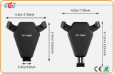 OEM/ODM Qi Wireless soporte cargador de coche Cargador de batería de soporte de carga