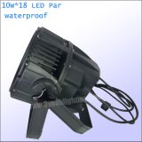 Этапе лампа 18ПК 15W RGBWA 5в1 LED PAR лампа