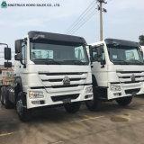 새로운 디자인 HOWO A7 트랙터 트럭 최신 2017년