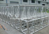 500 X 600 mm en aluminium carré Truss avec Bolt Connection
