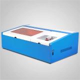 grabador de cristal de madera del laser del grabado de la máquina del laser del USB 40W