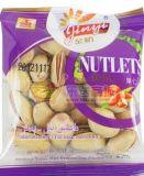3-Side герметизируя автоматическую вертикальную машину упаковки заполнения формы для семян 420c арахисов обломоков Nuts