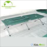 Foldable 육군 간이 침대를 접히는 알루미늄 강철