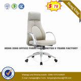 現代オフィス用家具の旋回装置の革執行部の椅子(NS-961A)