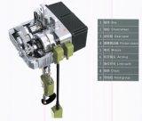 IP55 FEM3mのクラスのセリウムの証明書が付いている電気チェーン起重機