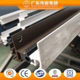 Profils en aluminium d'extrusion d'usine de Dali pour des portes et Windows