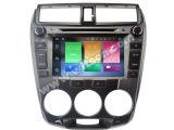 Honda 시 4G ROM 1080P 접촉 스크린 32GB ROM IPS 스크린을%s Witson 8 코어 인조 인간 8.0 차 DVD