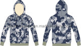 100% commercio all'ingrosso pieno di Camo Hoodies di sublimazione di Hoodies sublimato poliestere