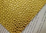 Die beschichtete Splitter-Farbe strich Stuck geprägtes Aluminiumblatt/Ring vor