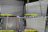 Opgepoetste/Geslepen Marmeren Grijs/Wit/Athen/Blauw/de Houten Marmeren Plak van het Hout Gingko/Tegels/Bevloering