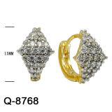 De nieuwe ModelLevering voor doorverkoop van de Juwelen van de Oorringen van het Messing