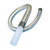 Durable Best Rated Plastic Material Teflon PTFE Convoluted Hose