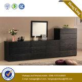 Preiswerte Möbel klopfen unten verwendeten hohen Glanz-Schrank (UL-MFC053)
