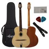 Гитара OEM изготовленный на заказ Cutway оптовой цены цыганская для сбывания