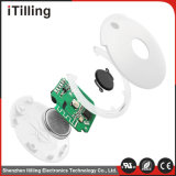 Witte Mini Draadloze Waterdichte GPS Bluetooth Drijver