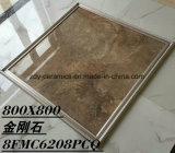 Tegel van de Vloer van de Steen van de Aard van het Bouwmateriaal van de goede Kwaliteit De Jingang Verglaasde