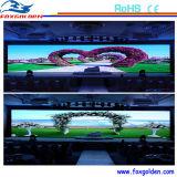 Cores interior P6 Display LED para publicidade