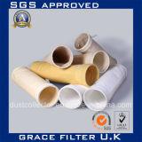 PTFE тефлоновой ткани фильтр считает PTFE покрытием стекловолоконной ткани