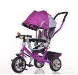 Preiswertes Kinder Trike /Baby Spaziergänger-Dreirad/Child-Stoss-Dreirad