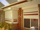 Exterior Window Roller Shutters with Automatic Control