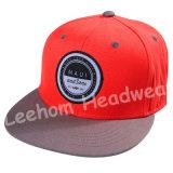 새로운 원형 자수 패치 Snapback 모자