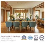 Роскошная мебель трактира для установленной столовой гостиницы (HL-T-4)