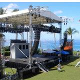 L'aluminium ergot DJ Truss Truss d'éclairage pour des événements de performances
