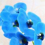 """36 """" L 7 flores falsifican la exportación verdadera de la flor de la orquídea del tacto de la PU"""