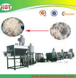 Tipo Water-Cooling Double-Stage de PP/PE/máquina de reciclagem de plástico PET