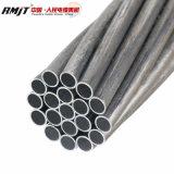 Conduttore di alluminio nudo di rinforzo acciaio placcato di alluminio di alluminio ACSR/Aw del conduttore di ASTM