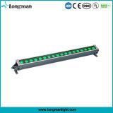 Piscina 18X10W RGBW 4NO1 Sistema de luz de LED