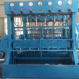 Semi Automatische Hydro het Testen van de Gasfles van LPG Machine