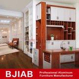 Mobiliário de teca vermelho Mobiliário doméstico de metal do gabinete do vinho de alumínio