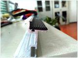 Уплотнения резины системы установки кронштейна канала металла солнечные