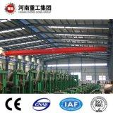 5-31.5m anhebender einzelner Standardträger der Höhen-FEM/ISO/obenliegender Travelling/EOT Kran des Träger-