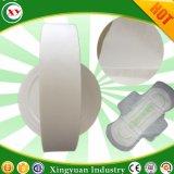 Airlaid serviette hygiénique de papier tissu humide de matières premières Les matières premières