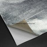 Изоляционные работы и материалы тепловой барьер стекла с алюминиевым покрытием толщиной ткани